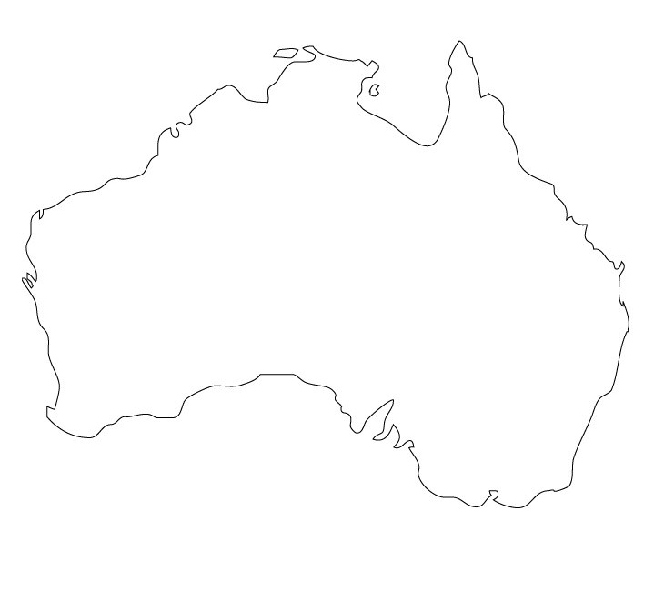 1 - Map Outline